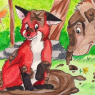 Curious Fox Page 2